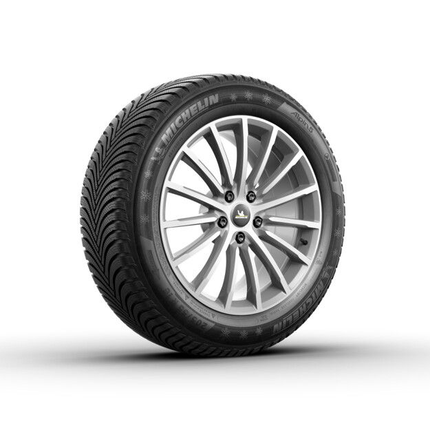 Picture of MICHELIN 215/65 R17 ALPIN 5 99H