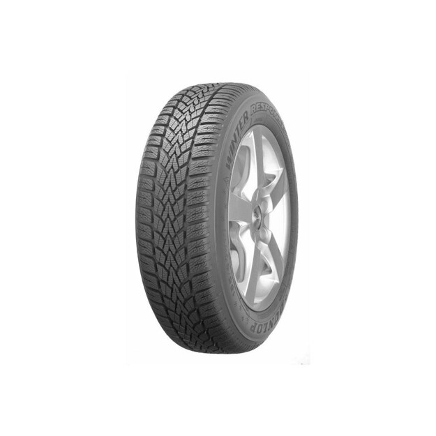 Picture of DUNLOP 195/60 R16 WINTER RESPONSE 2 89H