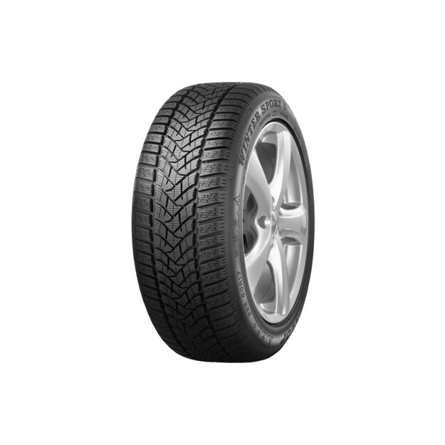 Picture of DUNLOP 205/55 R16 WINTER SPORT 5 91H