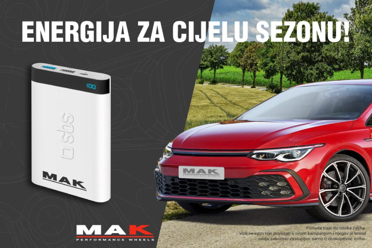 SEZONA SA STILOM: Uz MAK i Powerbank!